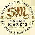 saint marks icon